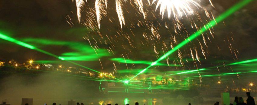 Efectos, iluminación, sonidos, láser, fiesta playa o piscina de hotel - Effects, lighting, sounds, laser, beach party or hotel pool